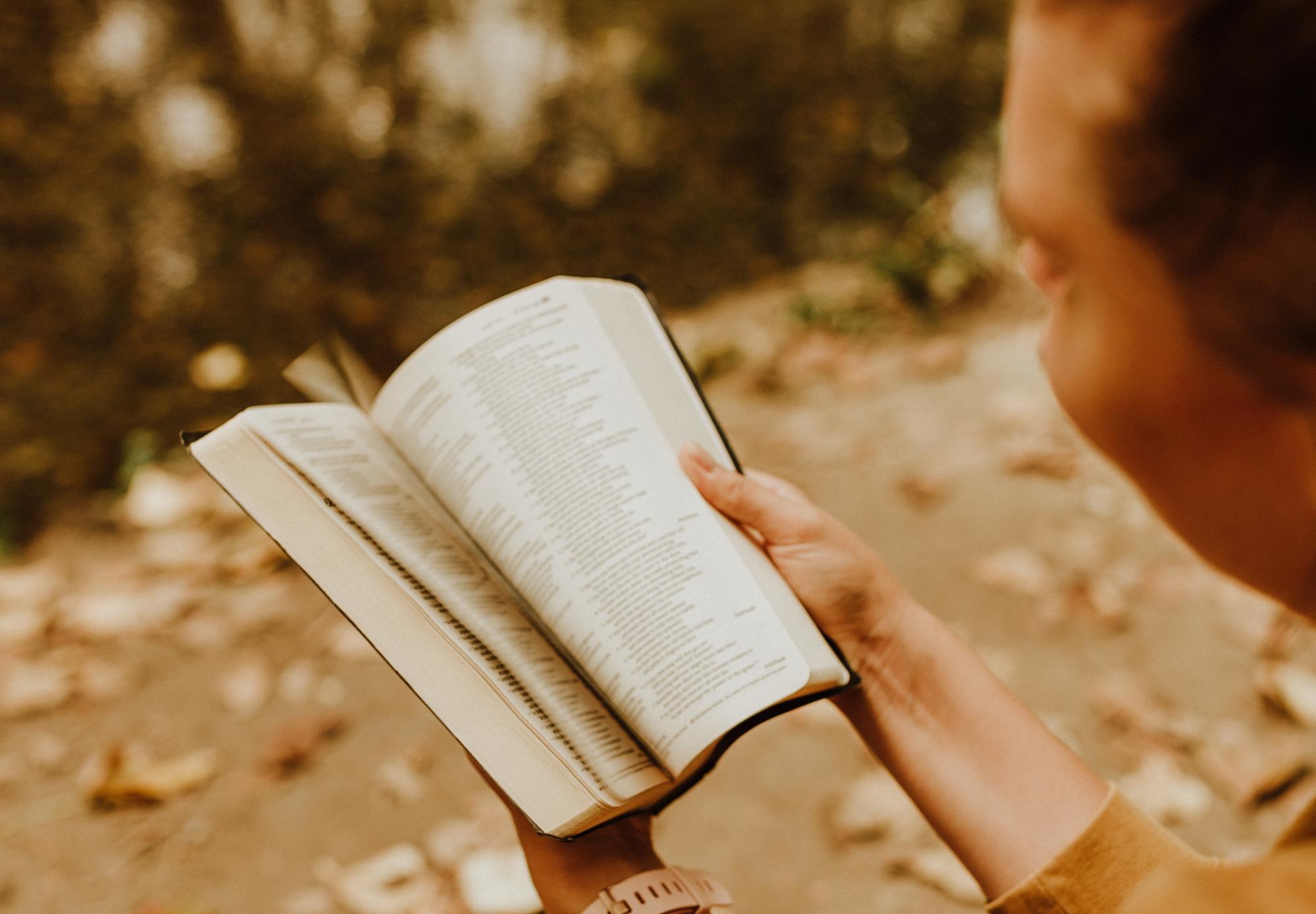Ден на Библията: Неговите думи на моя език