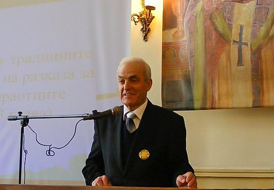 In Memoriam – шест години без проф. д-р Славчо Вълчанов