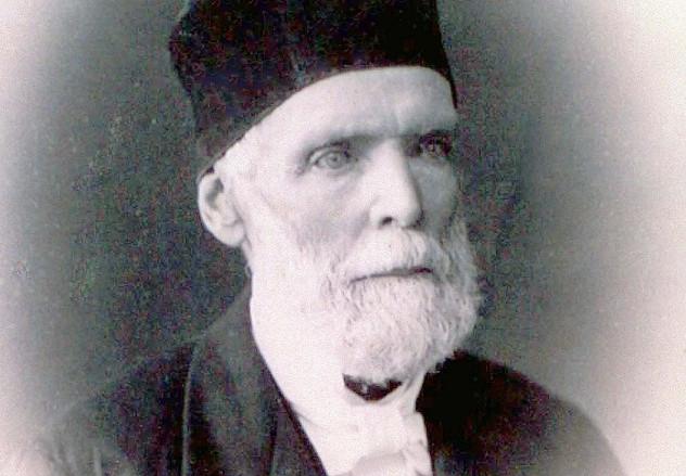 Илайъс Ригс – сърцето на мисионер